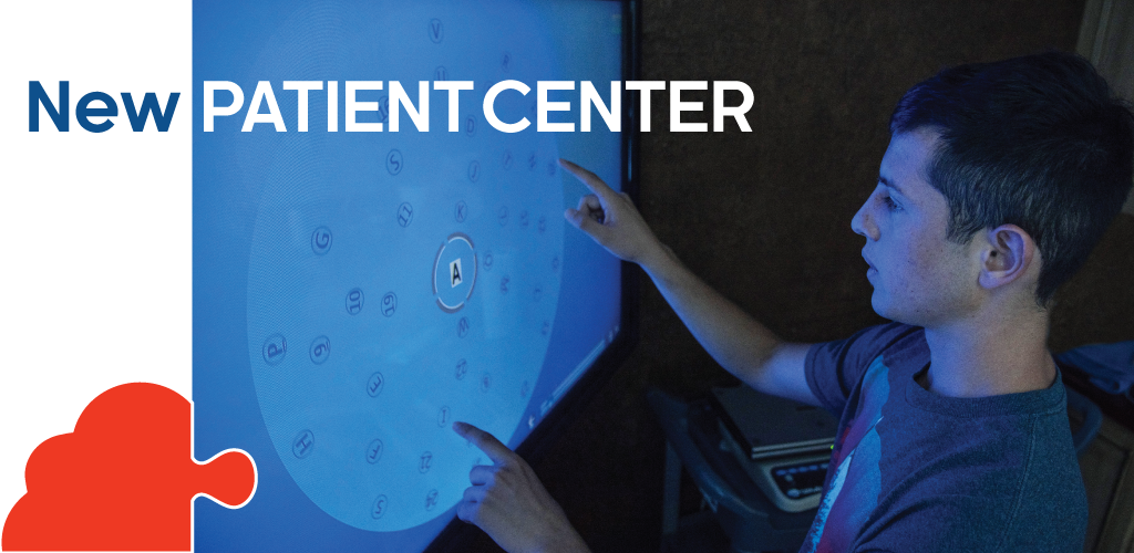 NEW PATIENT CENTER