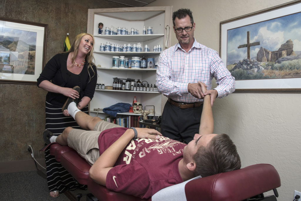treatment with Southwest Brain Performance Centers
