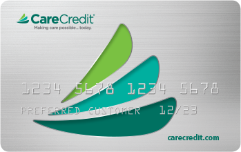 Link to apply for Care Credit financing